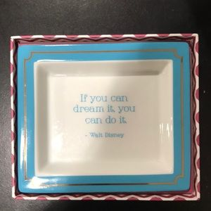 Wise Sayings Porcelain Tray
